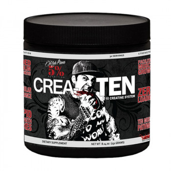 RICH PIANA 5% Nutrition Crea-Ten 231g