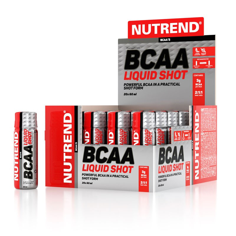 NUTREND BCAA Mega Shot 1 ampułka