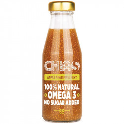 CHIAS 100% Natural Omega 3 No Suggar Added 200ml