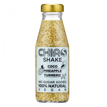 CHIAS Shake No Sugar Added 100% Natural 200ml