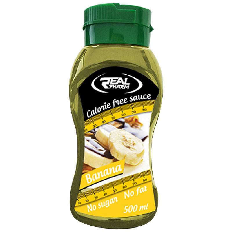Real Pharm Calorie Free Sauce 500ml Sos