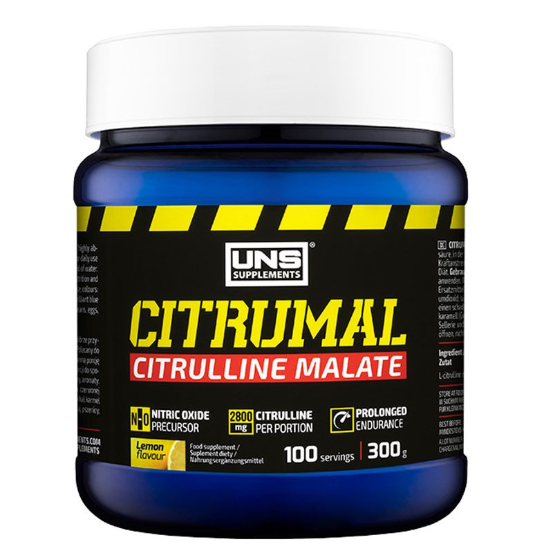 UNS Citrumal Citrulline Malate 300g