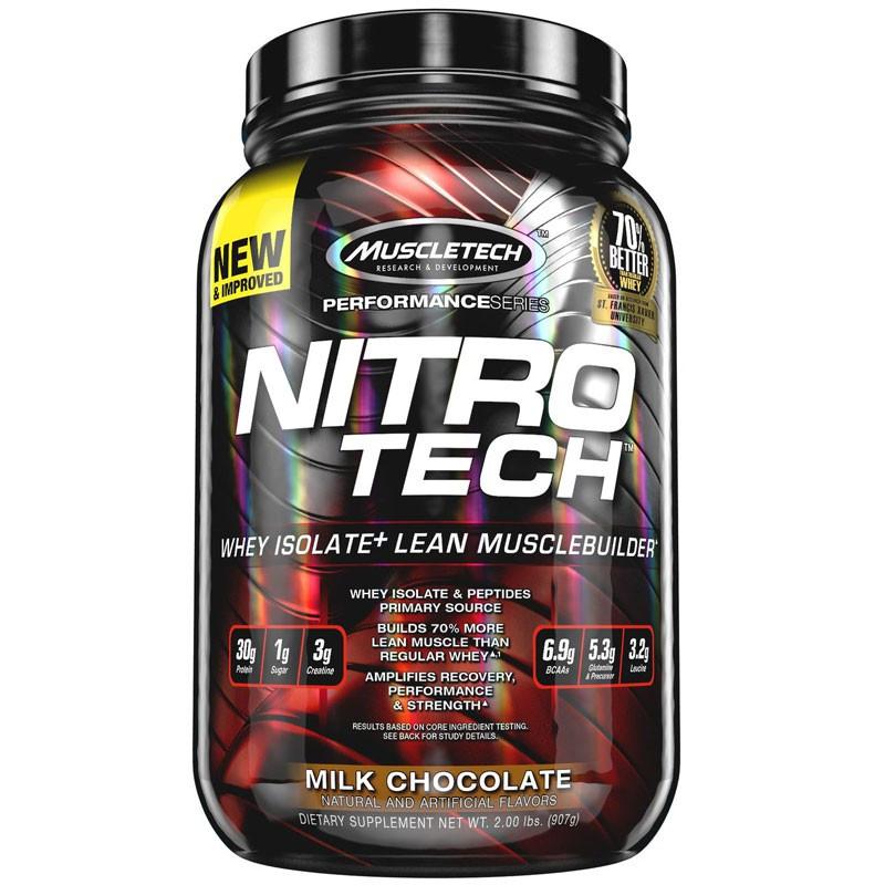 MUSCLETECH Nitro Tech 907g