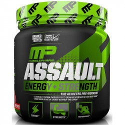 MUSCLE PHARM Assault Energy+Strength