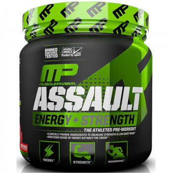 MUSCLE PHARM Assault Energy+Strength 333g