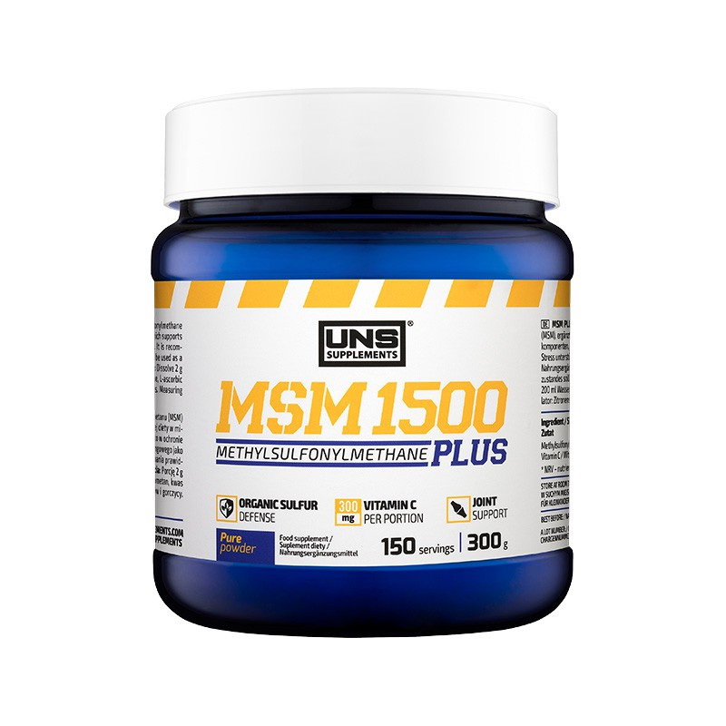 UNS Msm 1500 Plus 300g