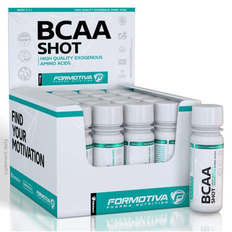 FORMOTIVA Bcaa Shot 60ml