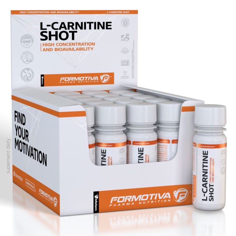 FORMOTIVA L-Carnitine Shot 60ml