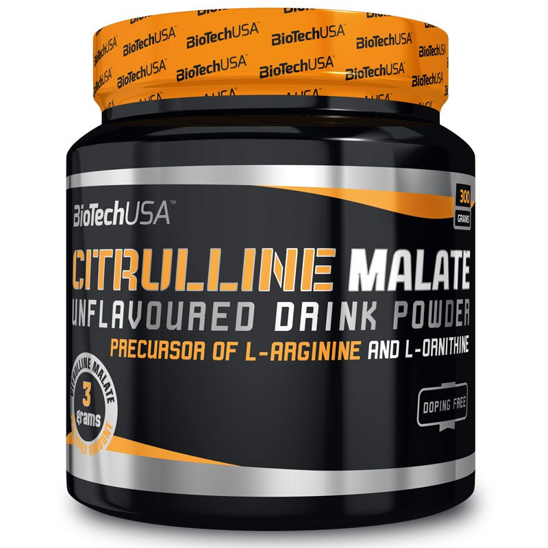 Biotech USA Citrulline Malate 300g