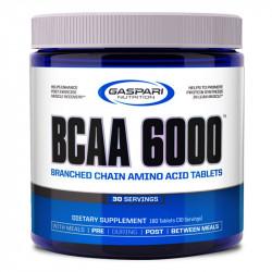GASPARI BCAA 6000 180tabs