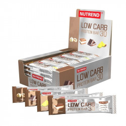 NUTREND Low Carb Protein Bar 80g