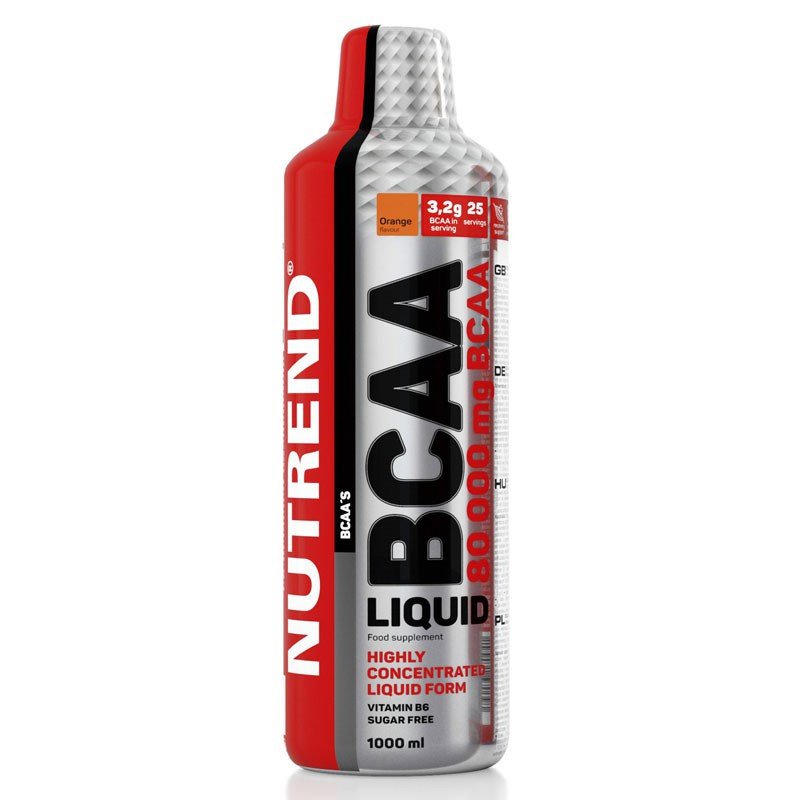 NUTREND BCAA Amino Mega Strong 1000ml