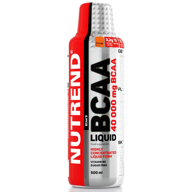 NUTREND BCAA Amino Mega Strong 500ml
