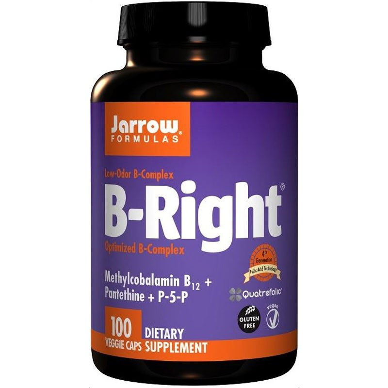 JARROW FORMULAS B-Right 60caps