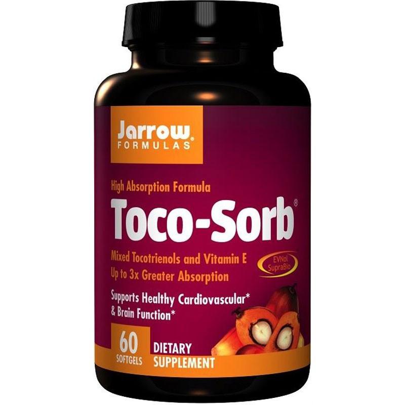 JARROW FORMULAS Toco-Sorb 60caps