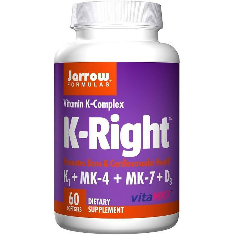 JARROW FORMULAS K-Right 60caps