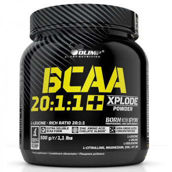 OLIMP BCAA Xplode 20:1:1 Powder 500g