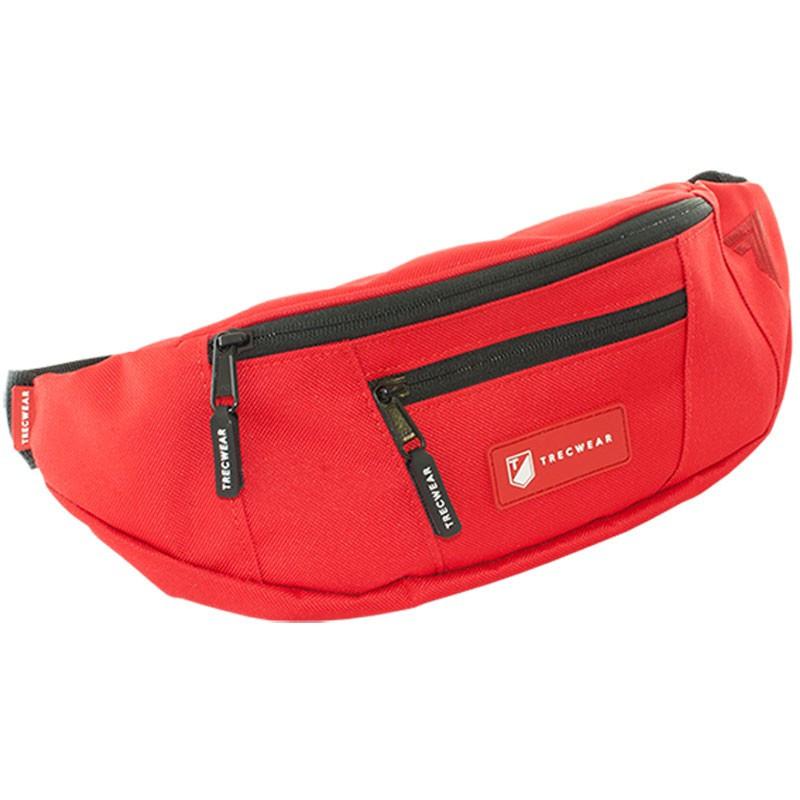 TREC Sport Bumbag 002 Large Red Nerka Na Biodro