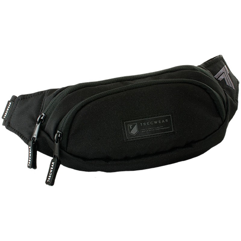 TREC Sport Bumbag 001 Medium Black Nerka