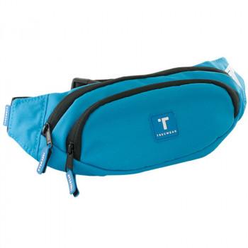 TREC Sport Bumbag 002 Medium Blue Nerka Na Biodro