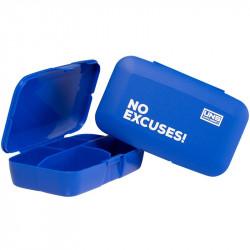 UNS Pill Box Pudełko Na Kapsułki Tabletki Leki Pillbox