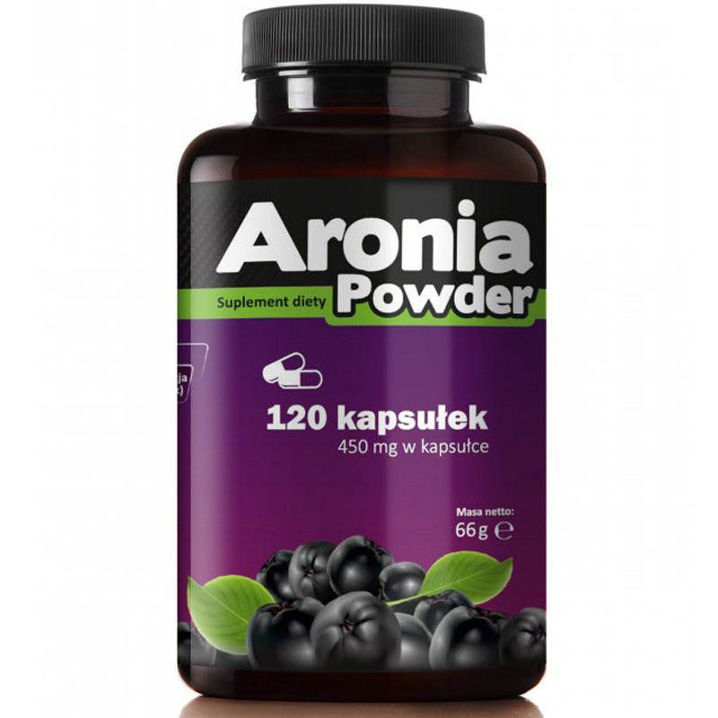 PHARMOVIT Aronia Powder 120caps