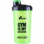 OLIMP Shaker Gym Is My Motivation Green 700ml