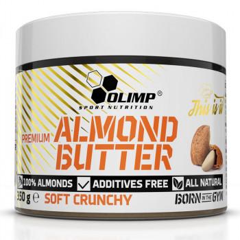 OLIMP Premium Almond Butter 350g MASŁO MIGDAŁOWE