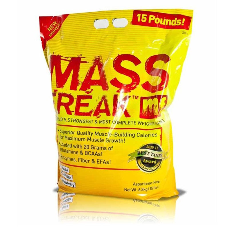 Mass Freak 6800g + Shaker