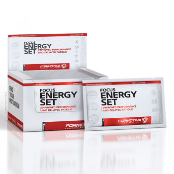 FORMOTIVA Focus Energy Set 6g