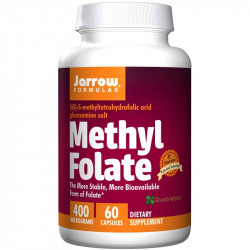 JARROW FORMULAS Methyl Folate 400mcg 60caps