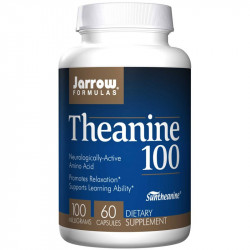 JARROW FORMULAS Theanine 100 60caps