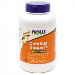 NOW Candida Support 180vegcaps