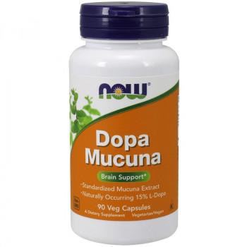 NOW DOPA Mucuna 90vegcaps