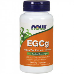 NOW EGCg Green Tea Extract 400mg 90vegcaps