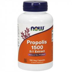 NOW Propolis 5:1 Extract 1500mg 100vegcaps