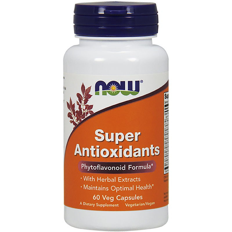 NOW Super Antioxidants 60vegcaps