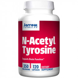 JARROW FORMULAS N-Acetyl Tyrosine 120caps