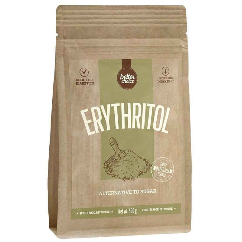TREC Better Choice Erythritol 500g