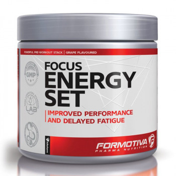FORMOTIVA Focus Energy Set 240g