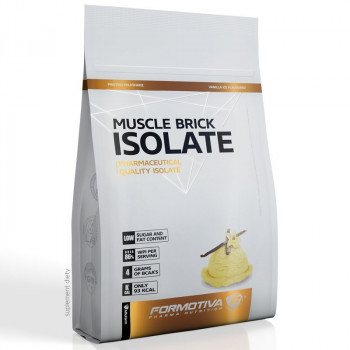 FORMOTIVA Muscle Brick Isolate 600g