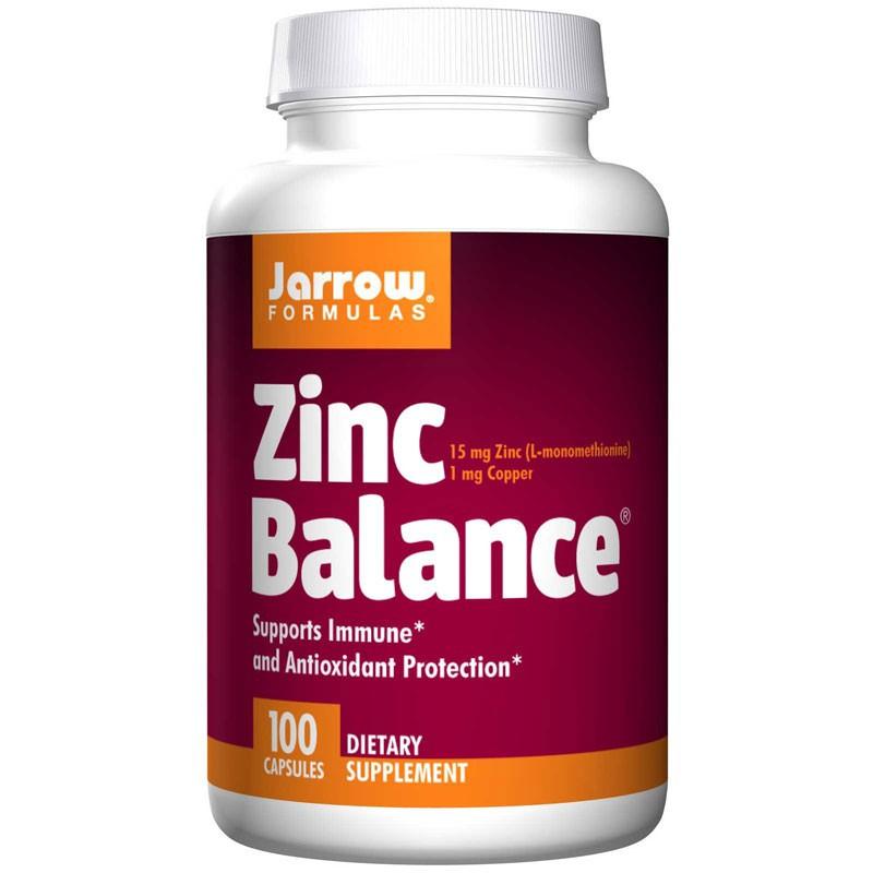 JARROW FORMULAS Zinc Balance 100caps
