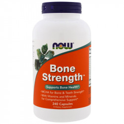 NOW Bone Strength 240caps