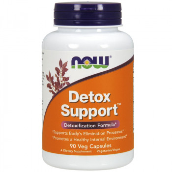 NOW Detox Support 90vegcaps