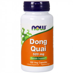 NOW Dong Quai 520mg 100vegcaps