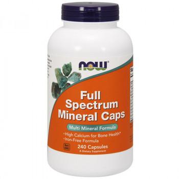 NOW Full Spectrum Mineral Caps 240caps