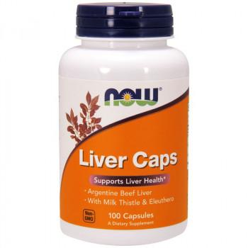 NOW Liver Caps 100caps