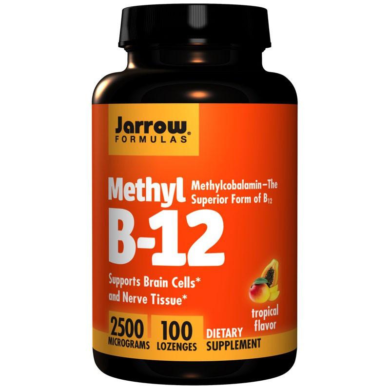 JARROW FORMULAS Methyl B-12 100tabs