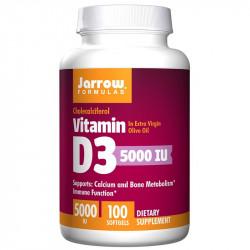JARROW FORMULAS Vitamin D3 2500 IU 100caps