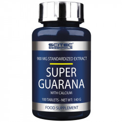 SCITEC Super Guarana 100tabs